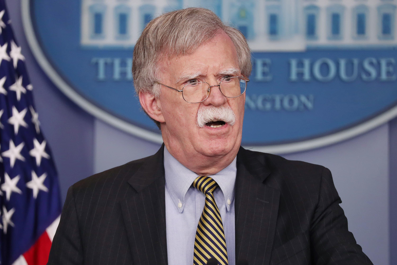 North Korea calls US National Security Advisor John Bolton a 'war fanatic'