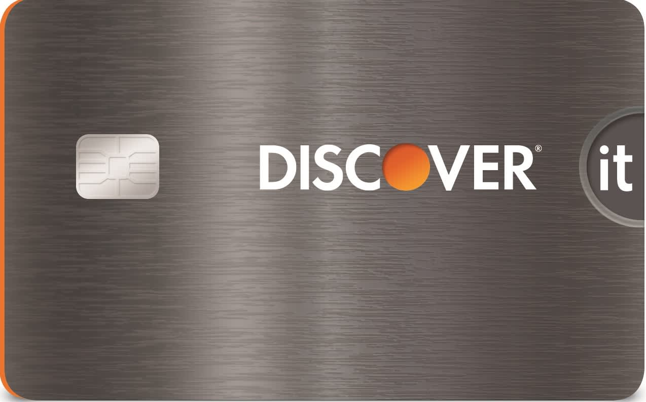 Credit Card: Discover Secured