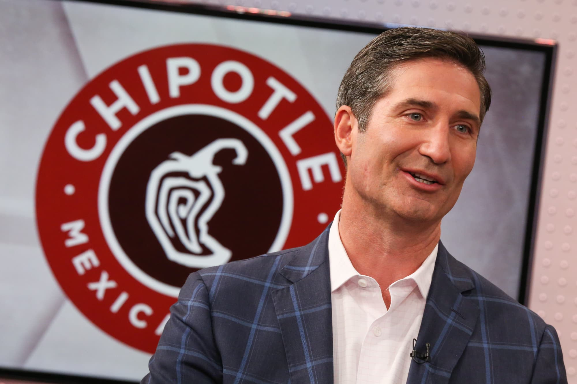 The second food-prep line gives Chipotle a 'huge advantage' in deliveries, CEO says
