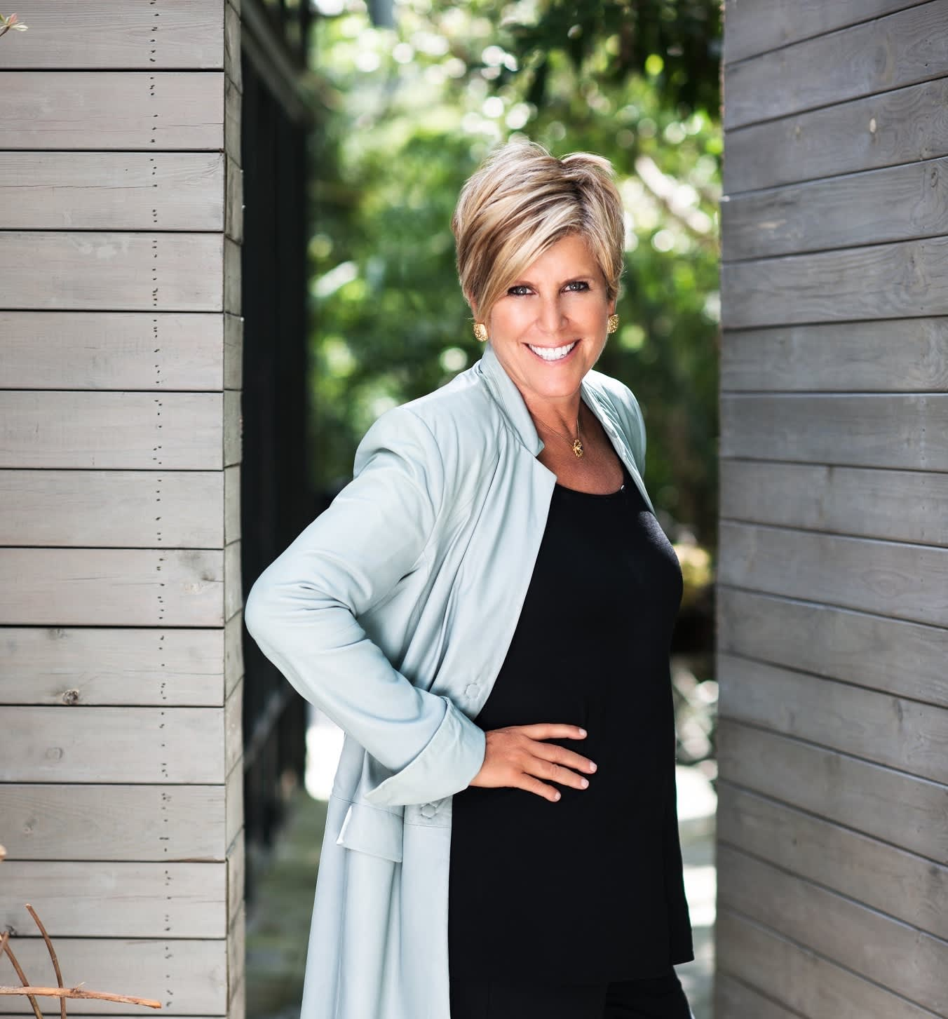 Suze Orman: 'Do not let these markets scare you — you want these markets to go down'