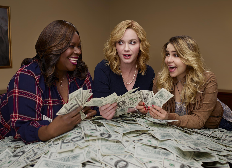 GP: Money smiling cash Good Girls