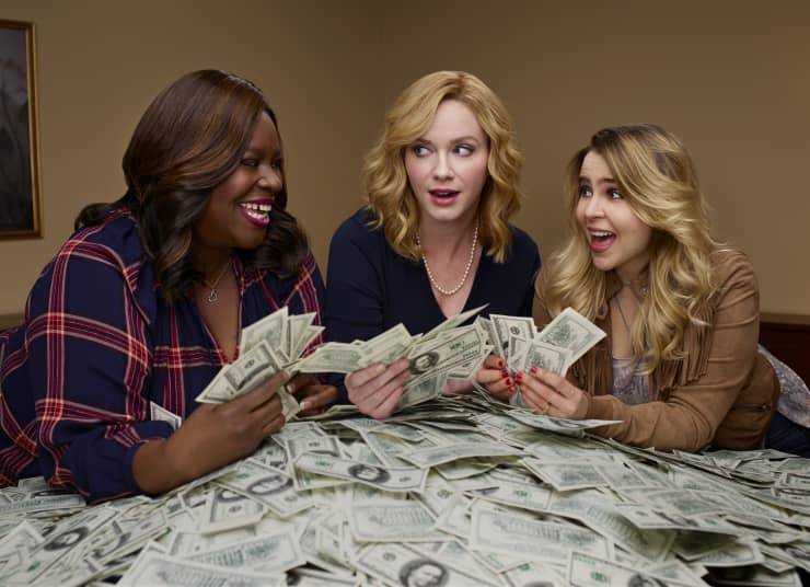 GP: Money smiling cash Good Girls