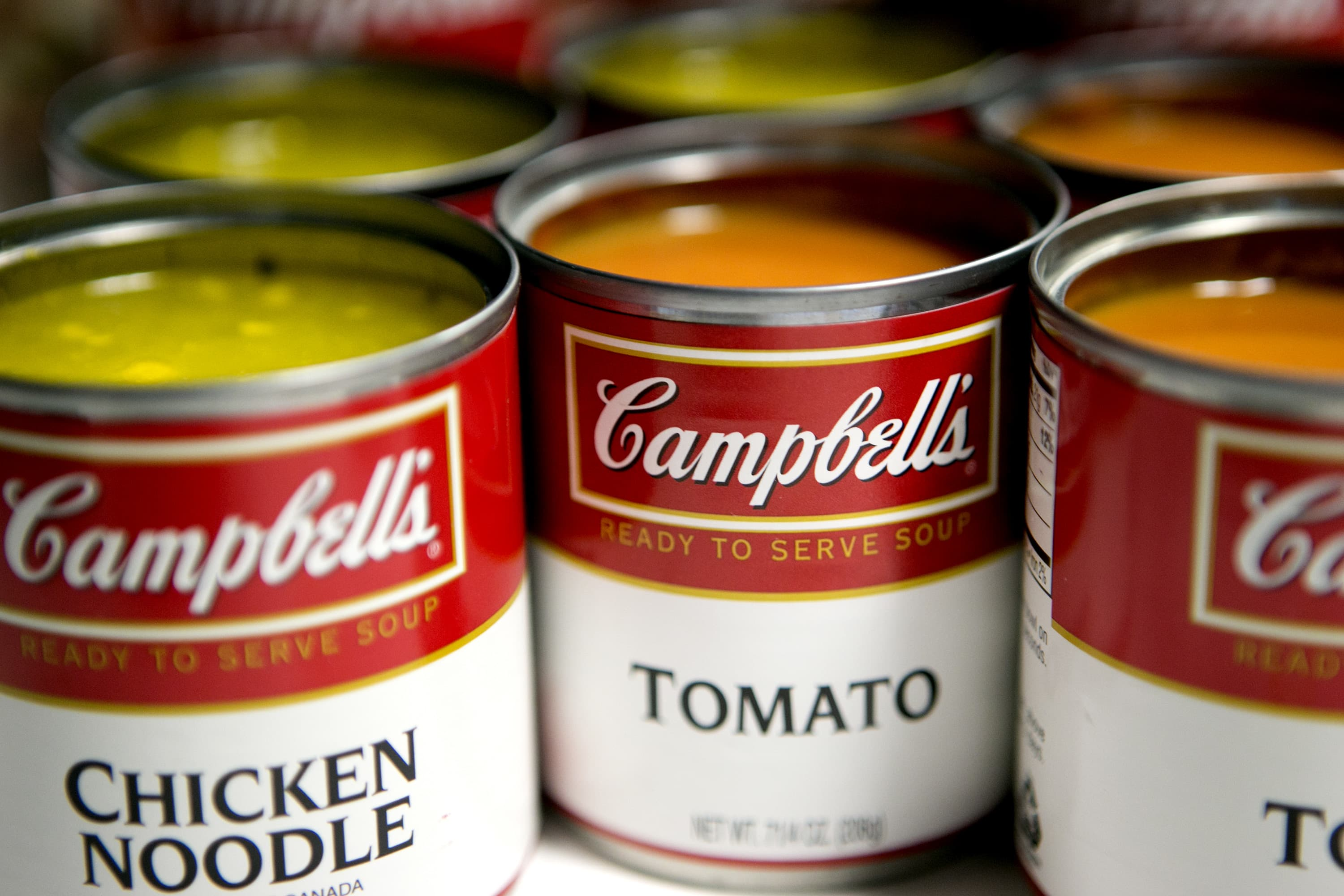 Campbell Soup might be better off as a private company