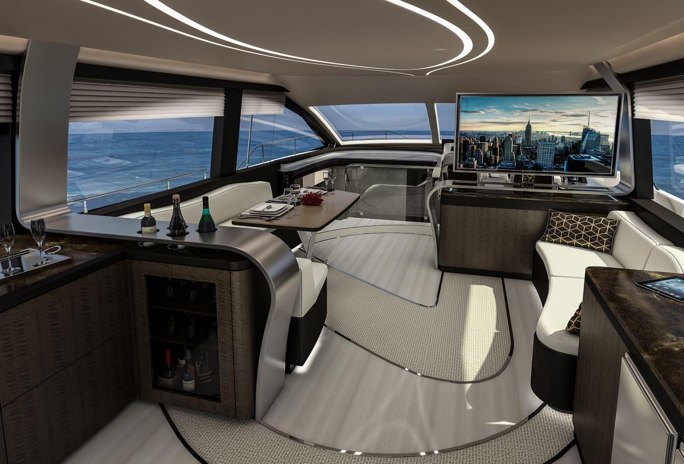 Lexus Is Making A Luxury Yacht Take A Look
