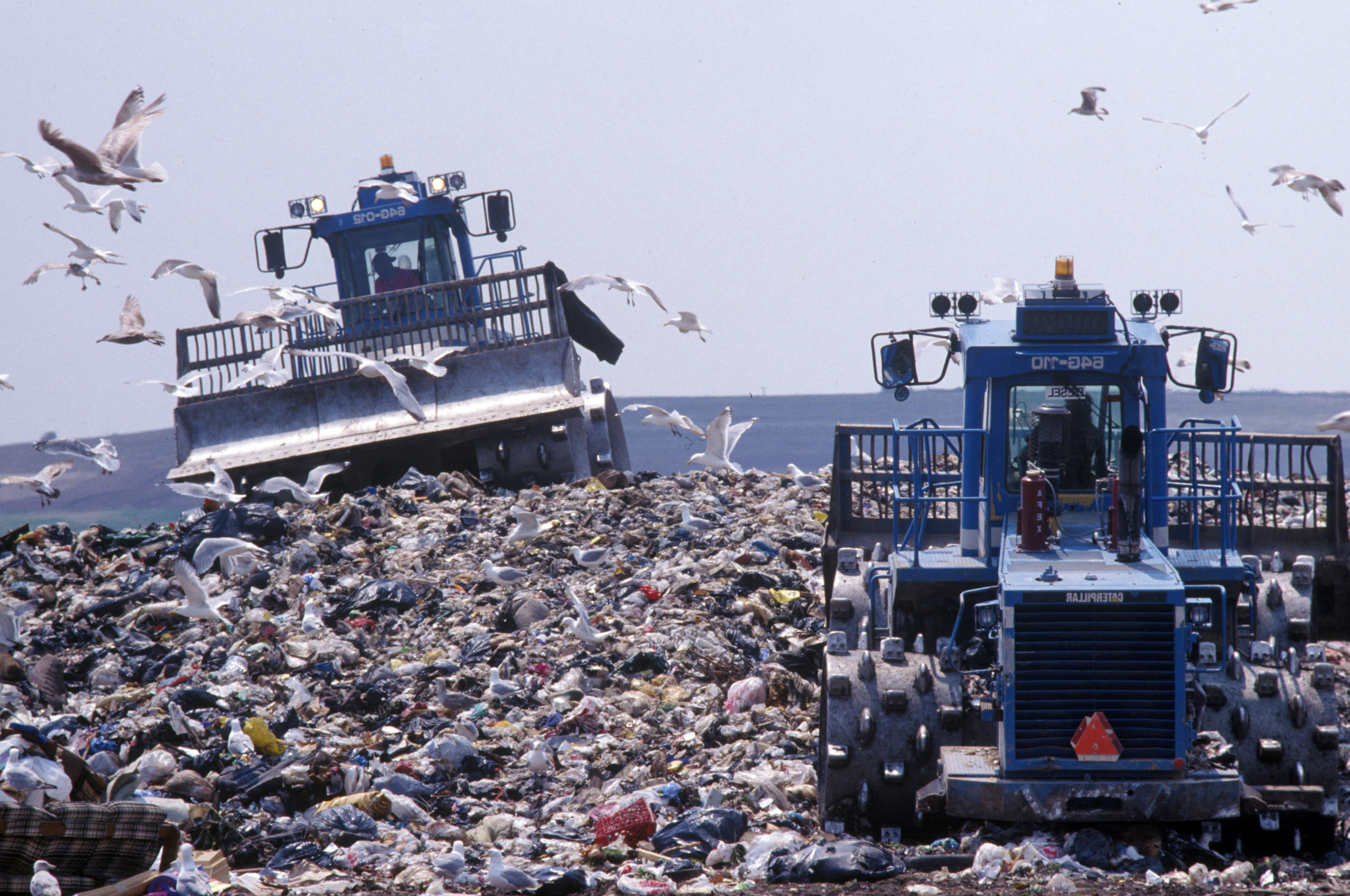 America is drowning in garbage. Now robots are being put on duty to help solve the recycling crisis