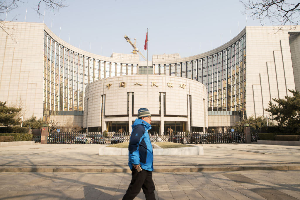 Morgan Stanley: China's debt is set to worsen, but there's less risk from shadow banking