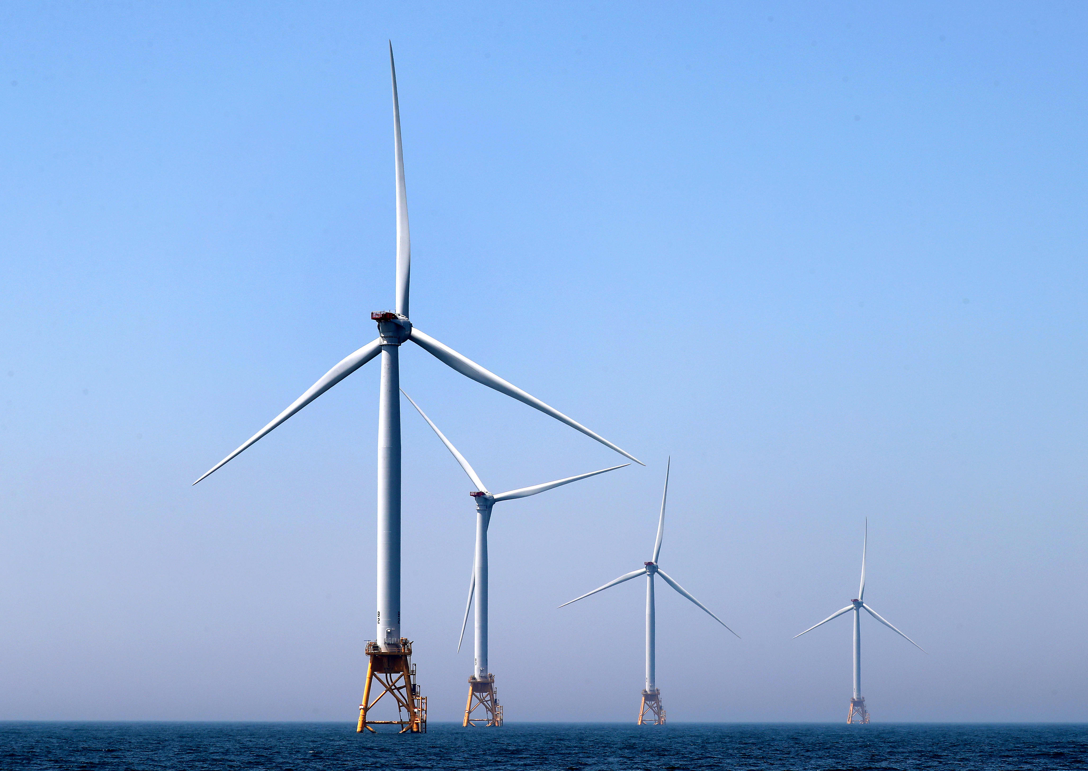 New Jersey ramps up targets as it looks to go big on offshore wind energy
