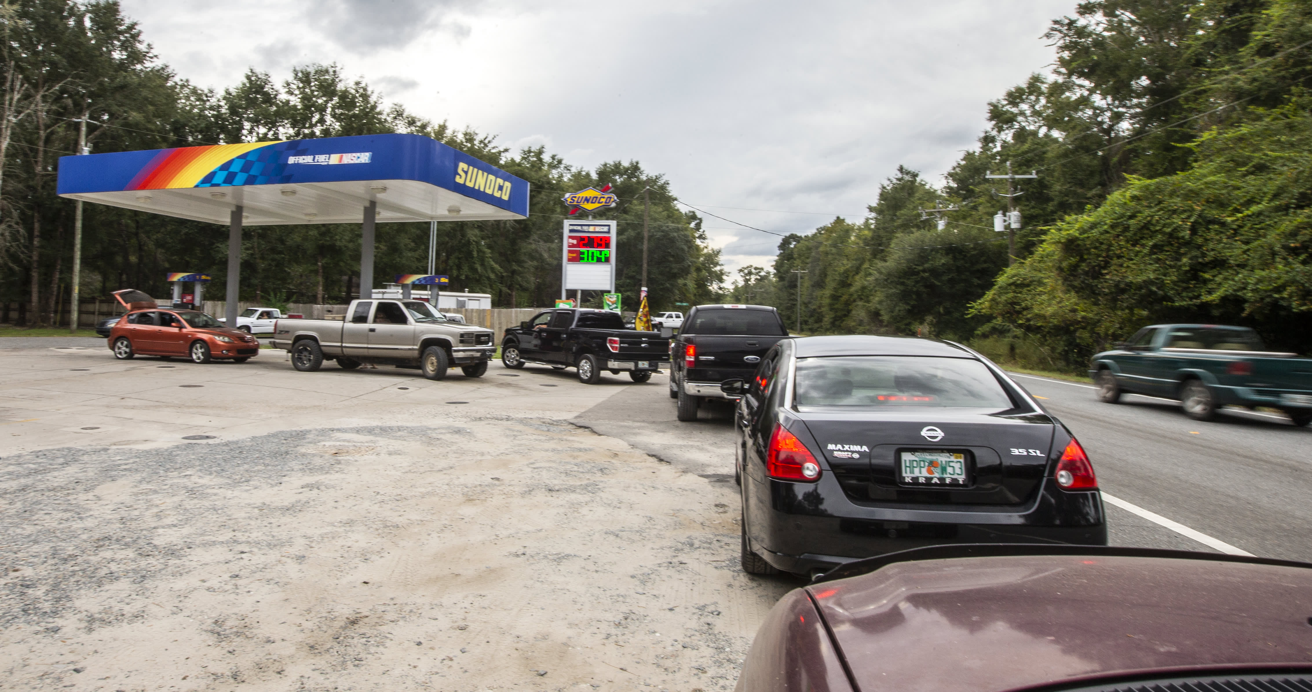 Oil and gasoline infrastructure poised to weather Hurricane
