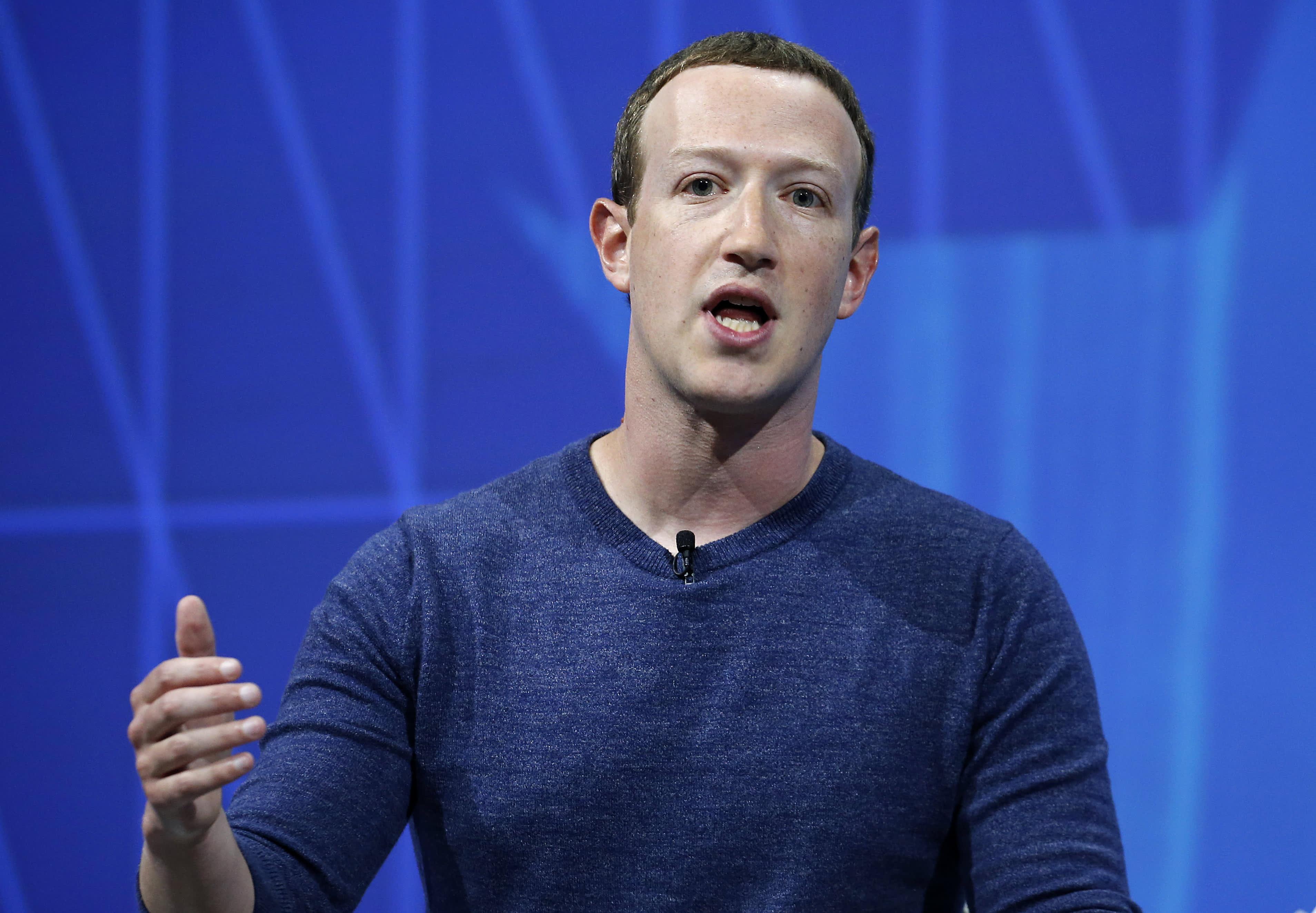 Facebook temporarily bans ads, listings for medical face masks amid coronavirus outbreak