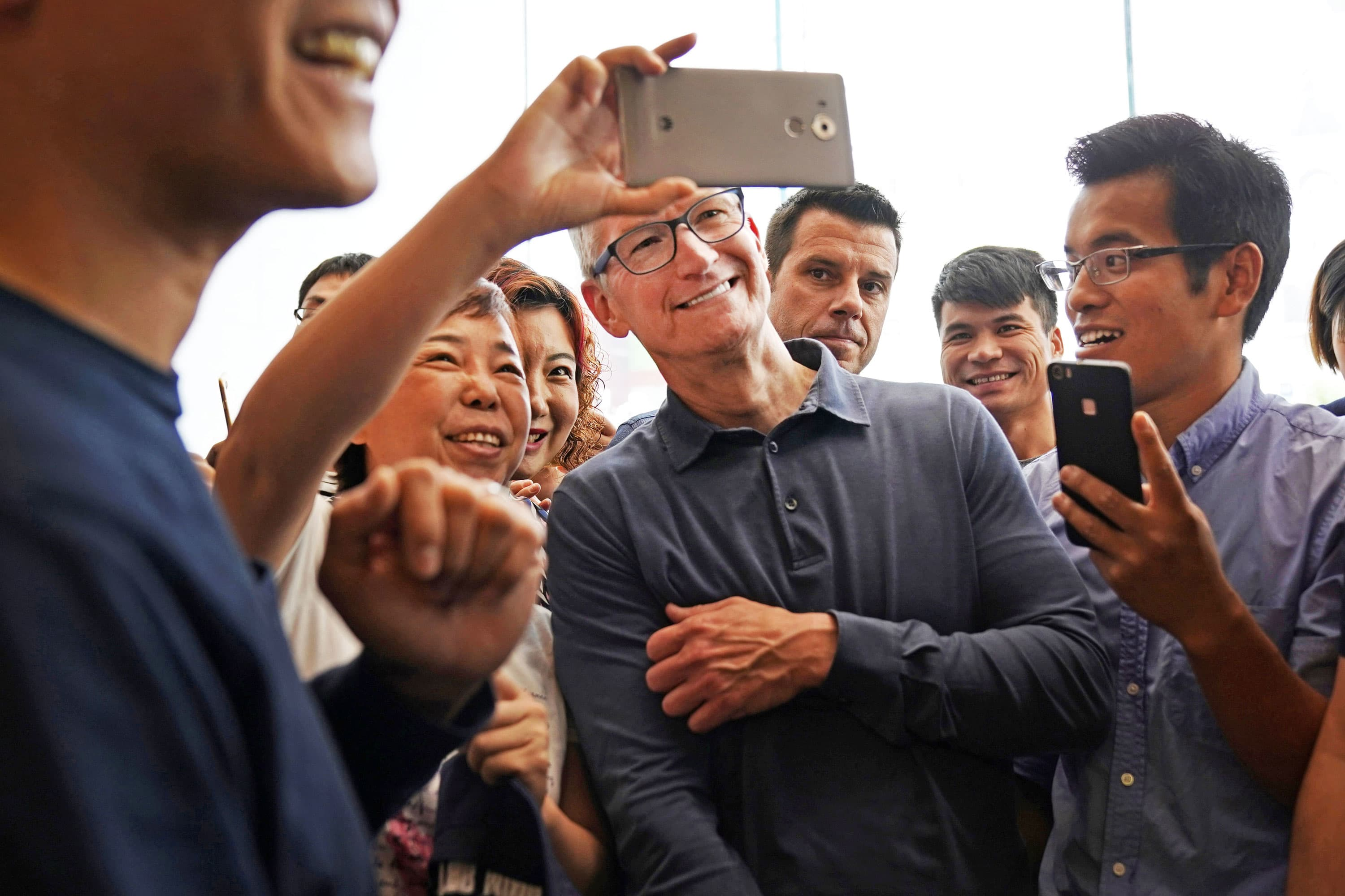 Apple is finally moving beyond the iPhone as the smartphone industry stalls out