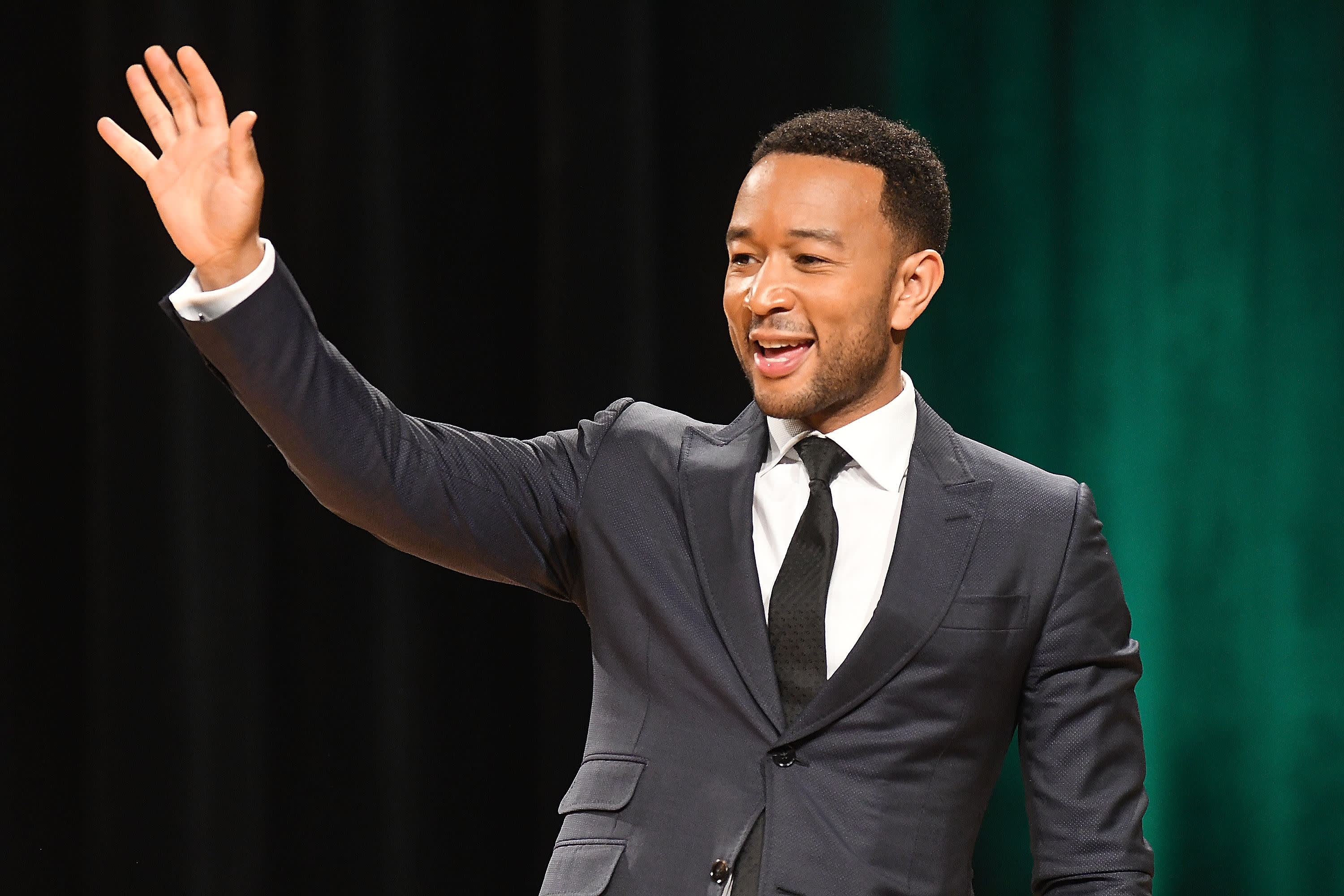 John Legend: Music streaming has 'changed everything'