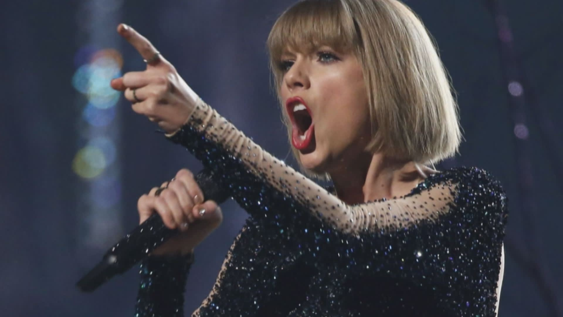 Taylor Swift boosts millennial voter registration