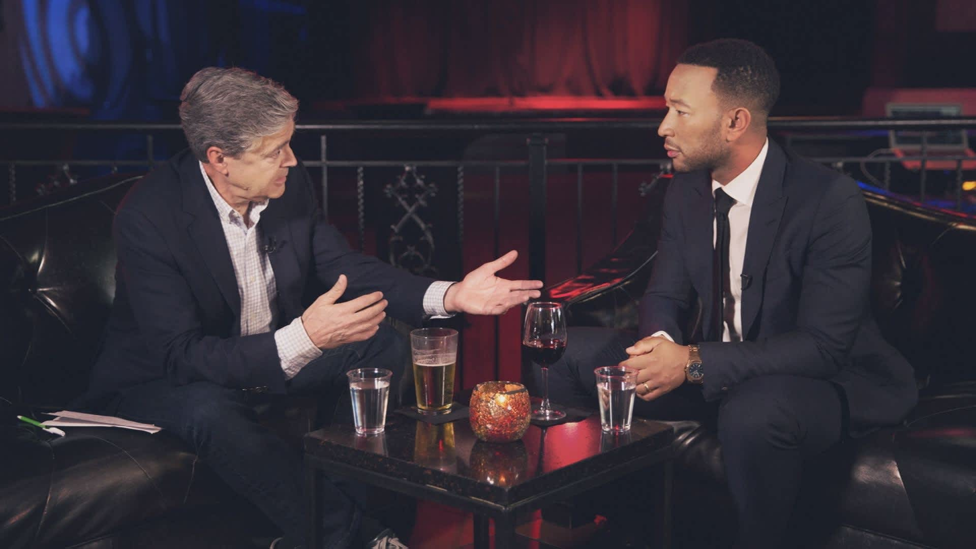 John Legend: Taking a political stand 'probably' alienates people, but 'it's worth the risk for me'