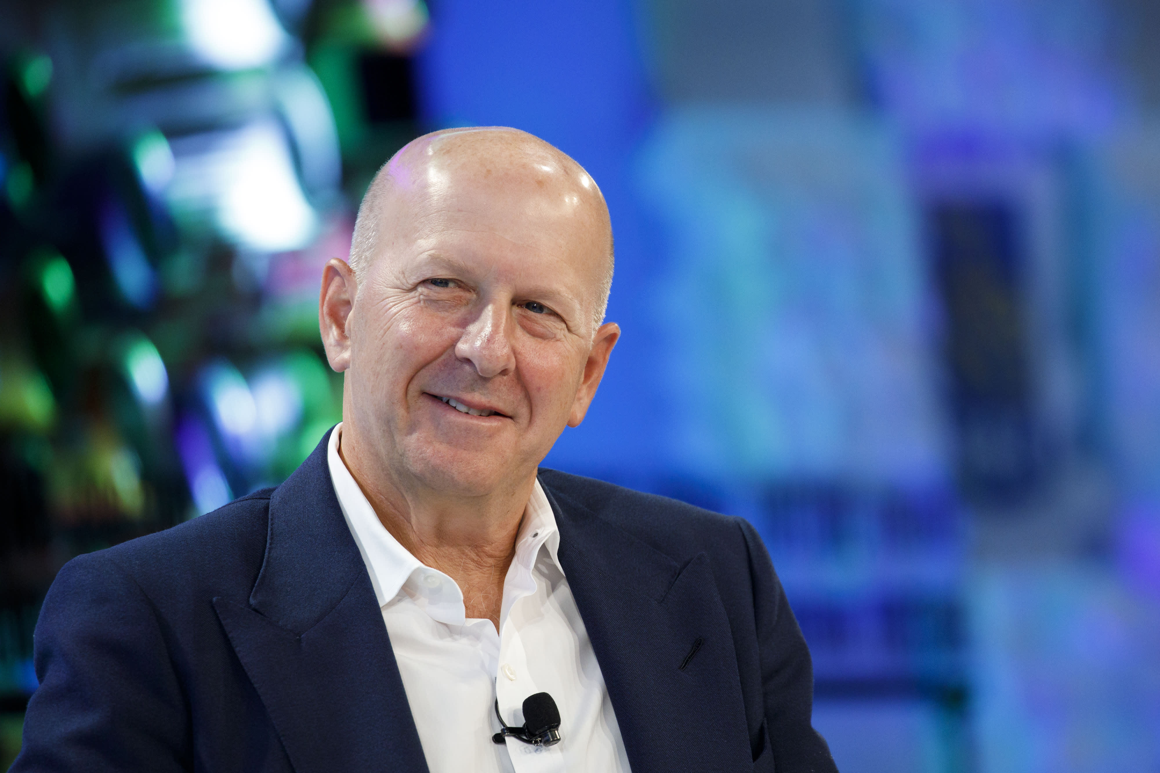 Goldman Sachs CEO Solomon addresses 1MDB scandal