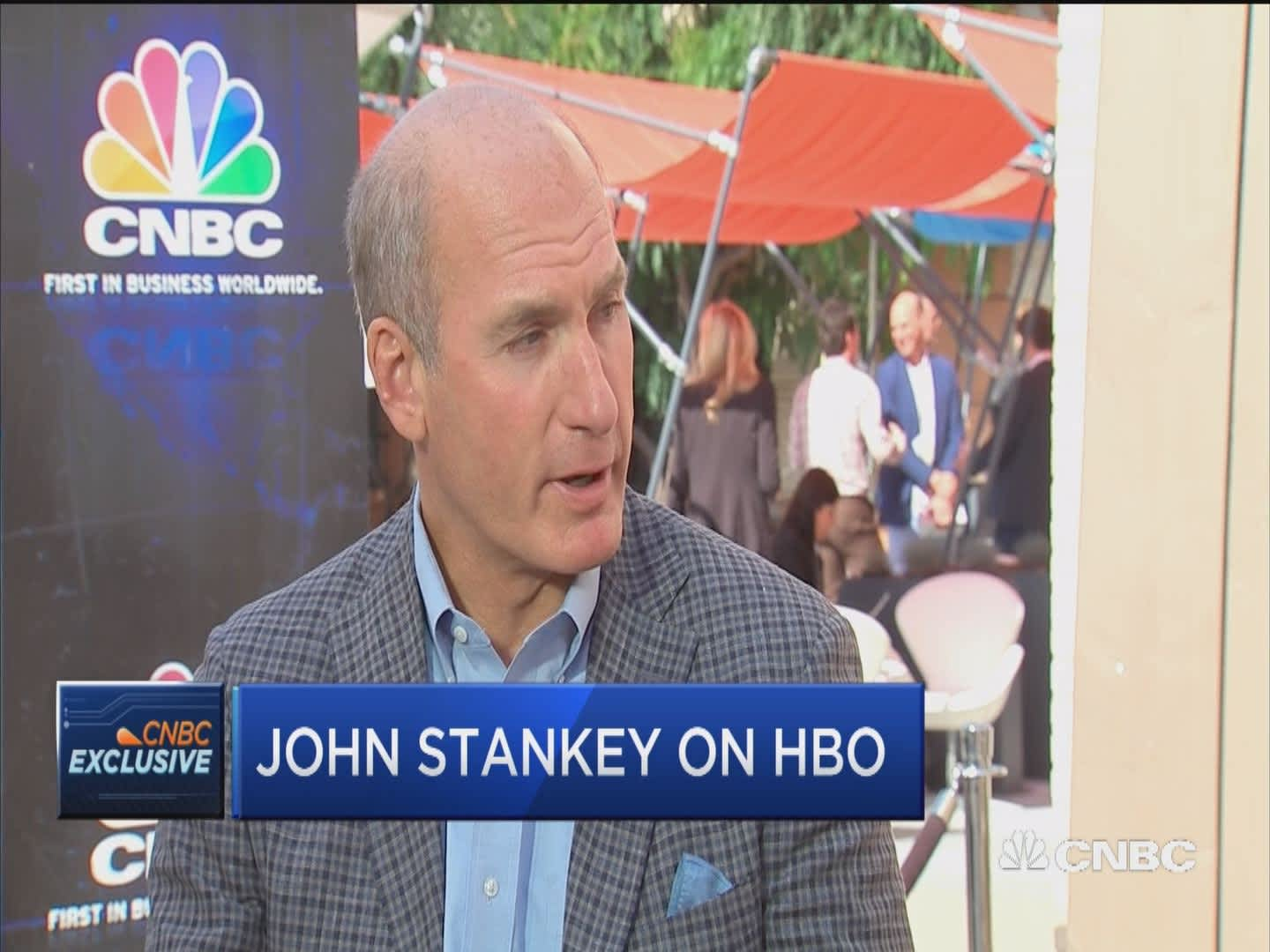 John Stankey's challenge: Making AT&T's $100 billion bet on Time Warner pay off