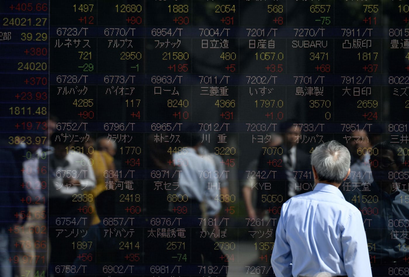 Japan falls 2% in early trade as many Asian markets remain closed for Lunar New Year