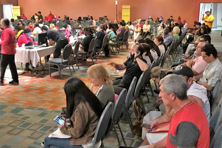 H/O: NACA Homeownership event in Miami