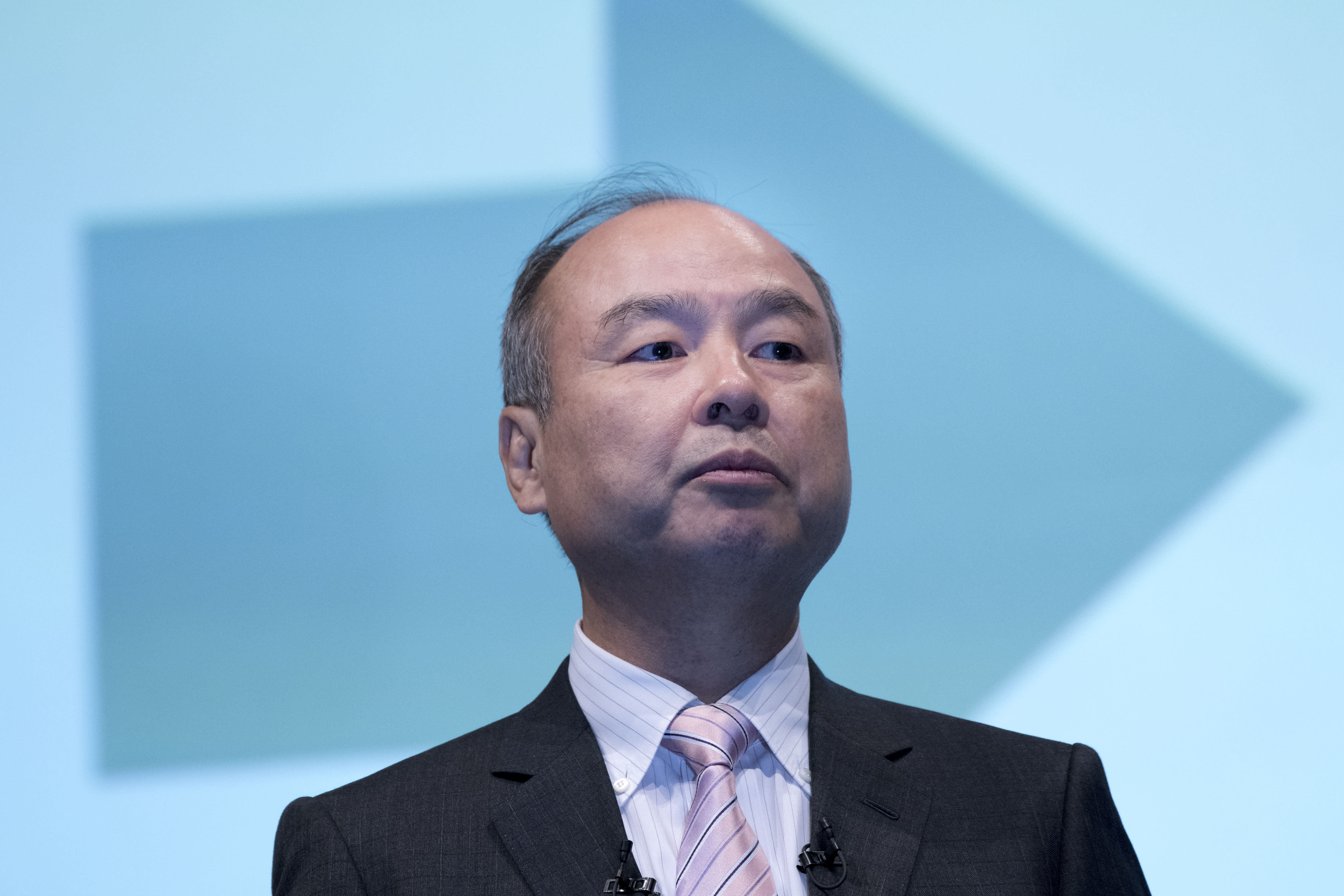 SoftBank's second Vision Fund hangs in the balance after the first one posted a record $18 billion loss