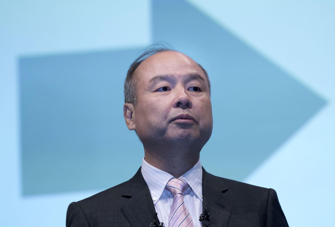 SoftBank values WeWork at $2.9 billion, down from $47 billion a year ago
