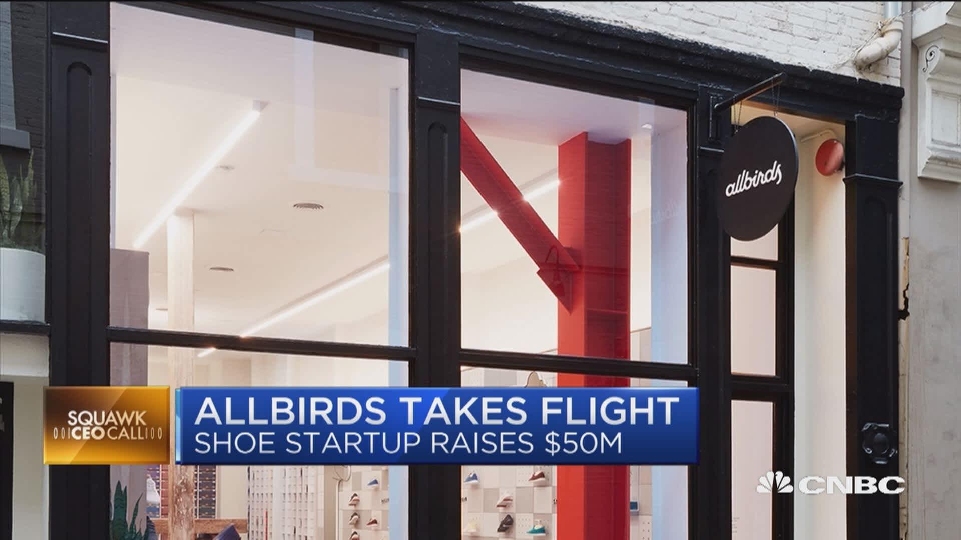 Allbirds co-CEO on origin story and