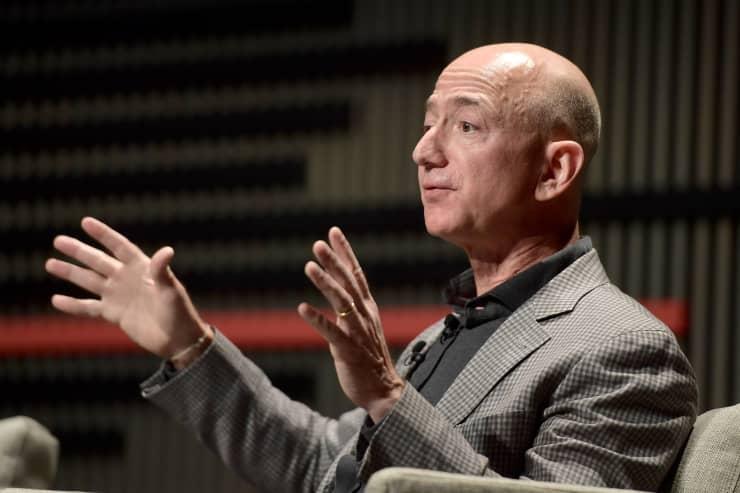 GS: Jeff Bezos, WIRED25 Summit 181015
