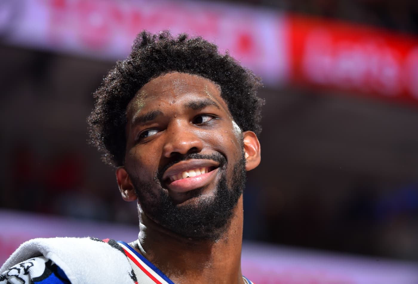 4adc21f02 NBA star Joel Embiid was so bad at basketball he watched YouTube videos to  improve — here s how he ultimately found success