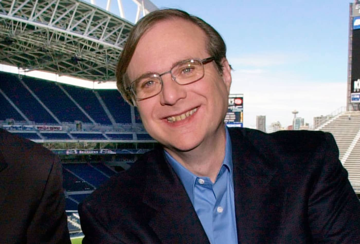 Microsoft co-founder Paul Allen dies of cancer at age 65