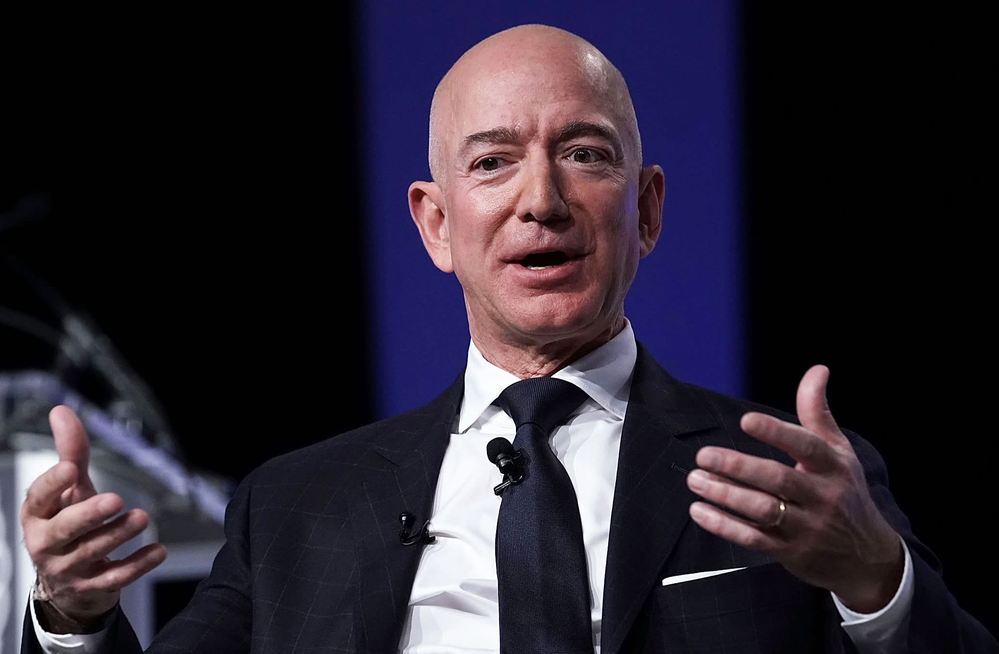 Amazon Prepares Investors For The Day Jeff Bezos Is Not CEO