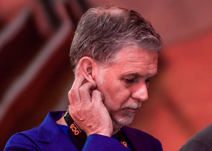 GP: Reed Hastings Netflix