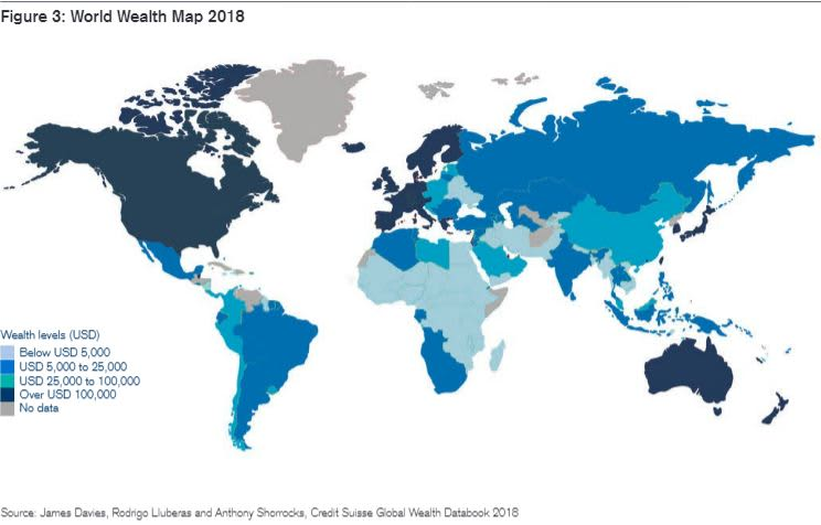 CS wealth map