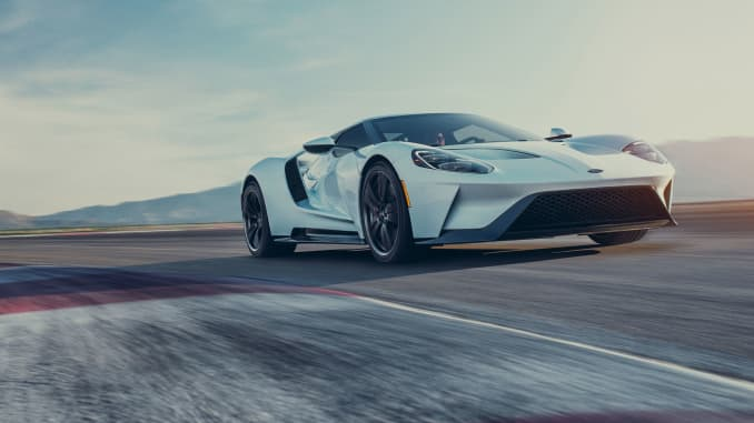 Ford Boosts Production Of 400 000 Gt Supercar To Keep Up