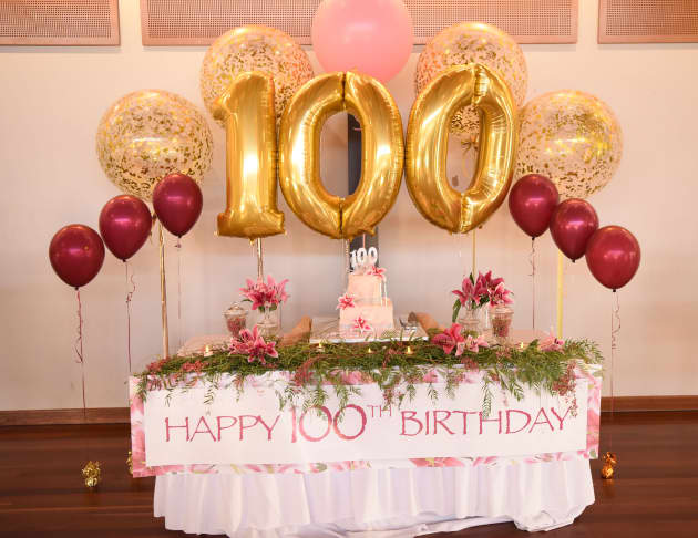 GM 100th Birthday Centenarian Retirement Life Expectancy