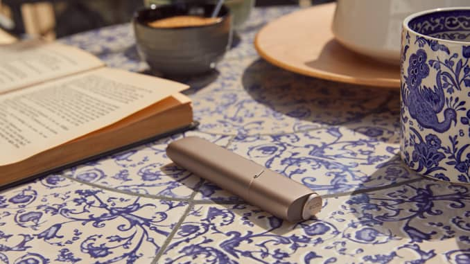 Philip Morris unveils new versions of iQOS cigarettes to