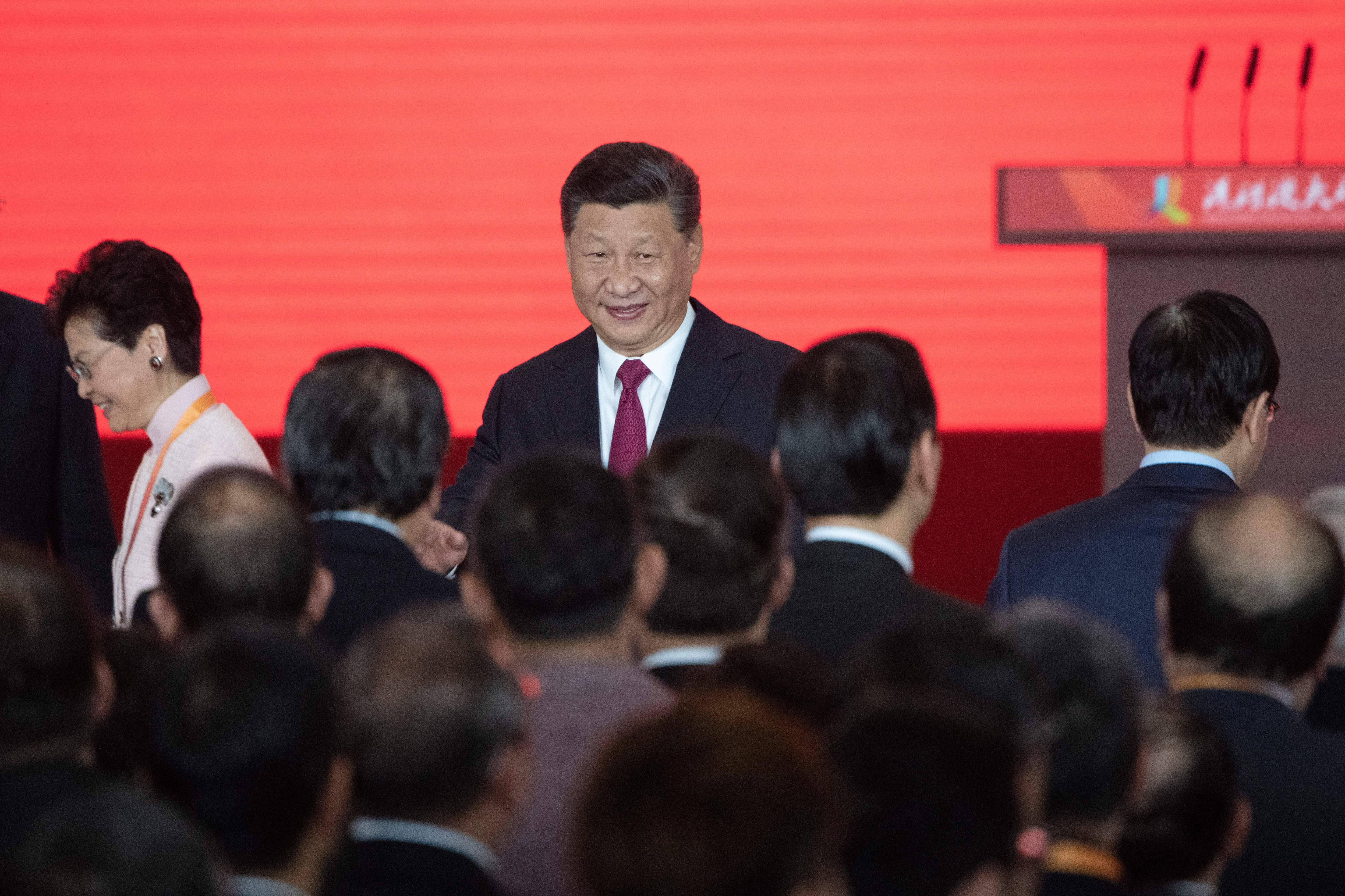 China set to award protest-free Macau with financial policy rewards