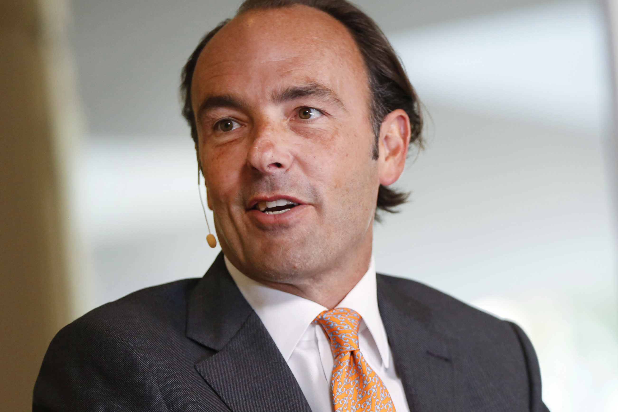 Kyle Bass says US interest rates will follow the rest of the world to zero — 'This is insane'