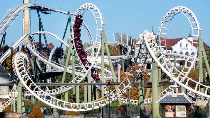 GP: Roller coaster market volatility