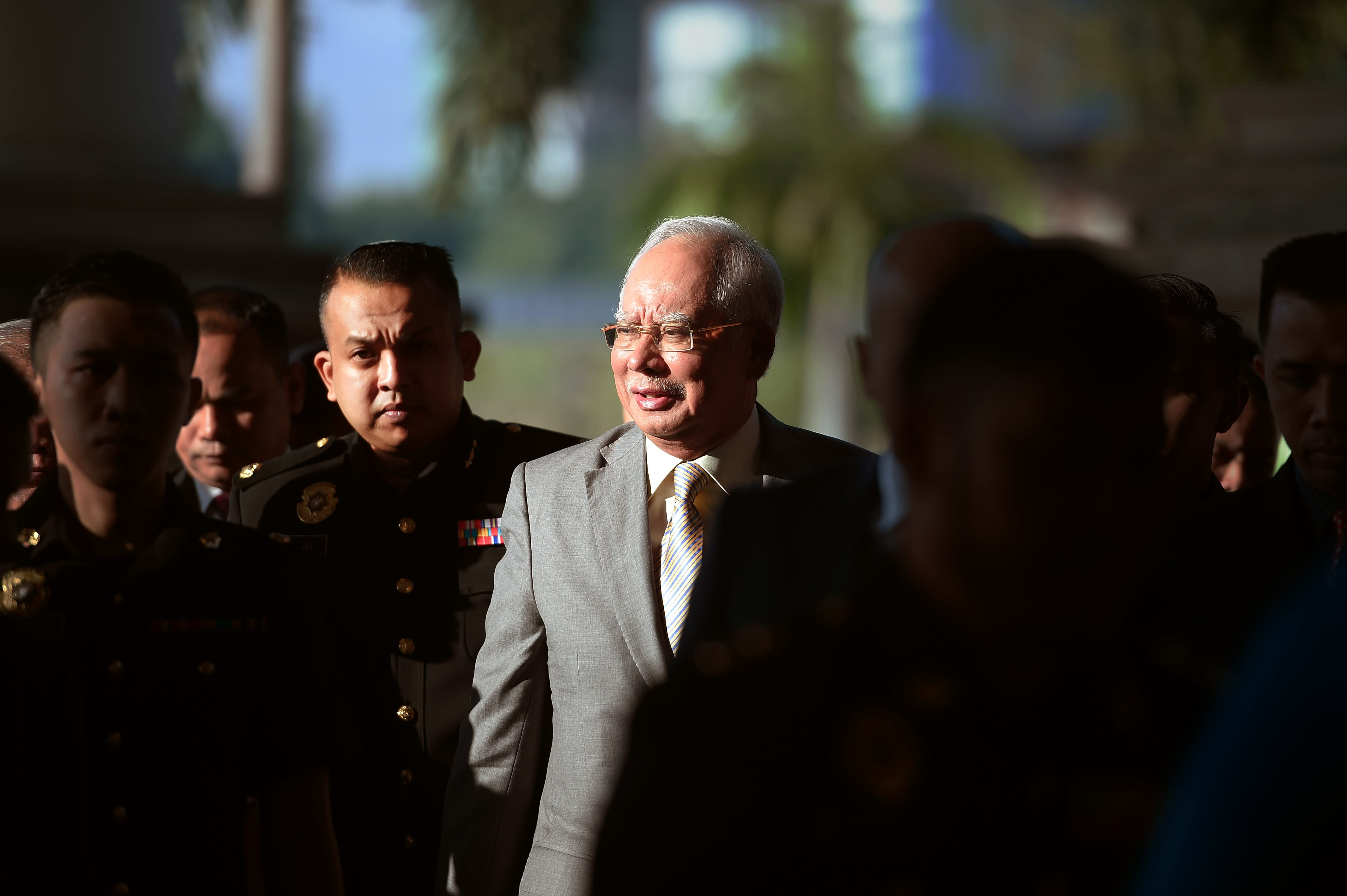 Former Malaysian Prime Minister Najib Razak found guilty of all seven charges related to 1MDB scandal