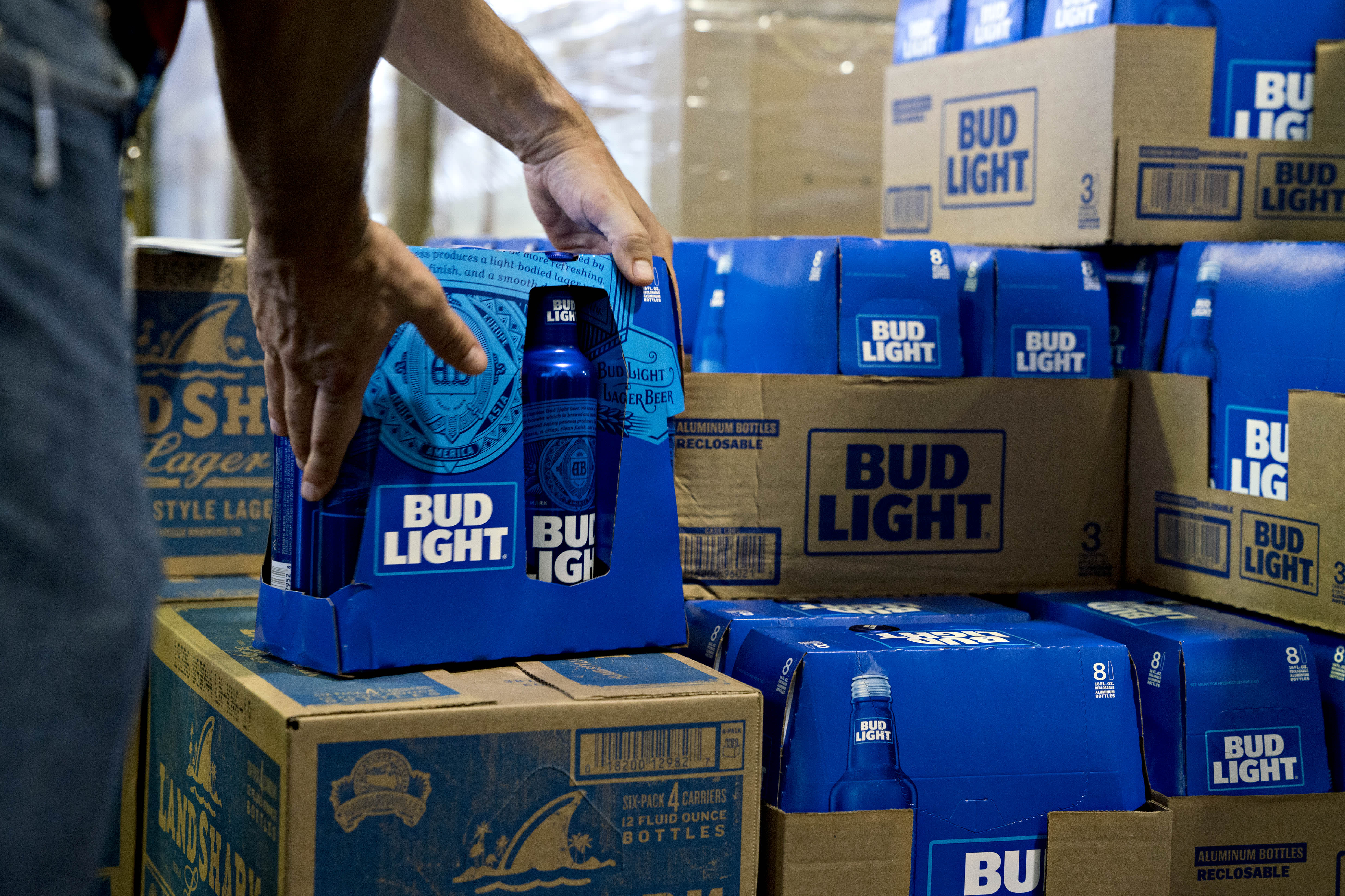 The world's largest beer company is upgraded by RBC after debt refinancing