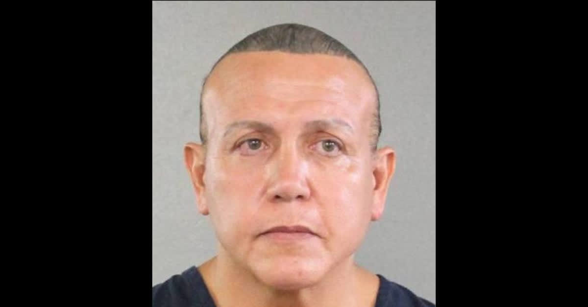 'MAGA Bomber' Cesar Sayoc sentenced to 20 years in prison for trying to kill Trump critics, including Obama, Clinton, Biden, Booker, Harris