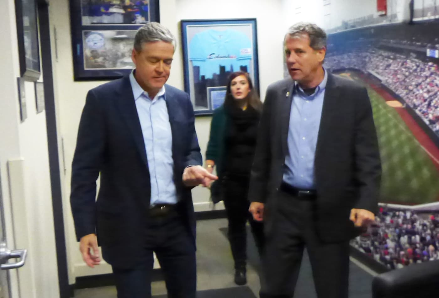 Populist Democrat Sherrod Brown might be a big threat to Trump in 2020 – but he has no 'real interest' in running