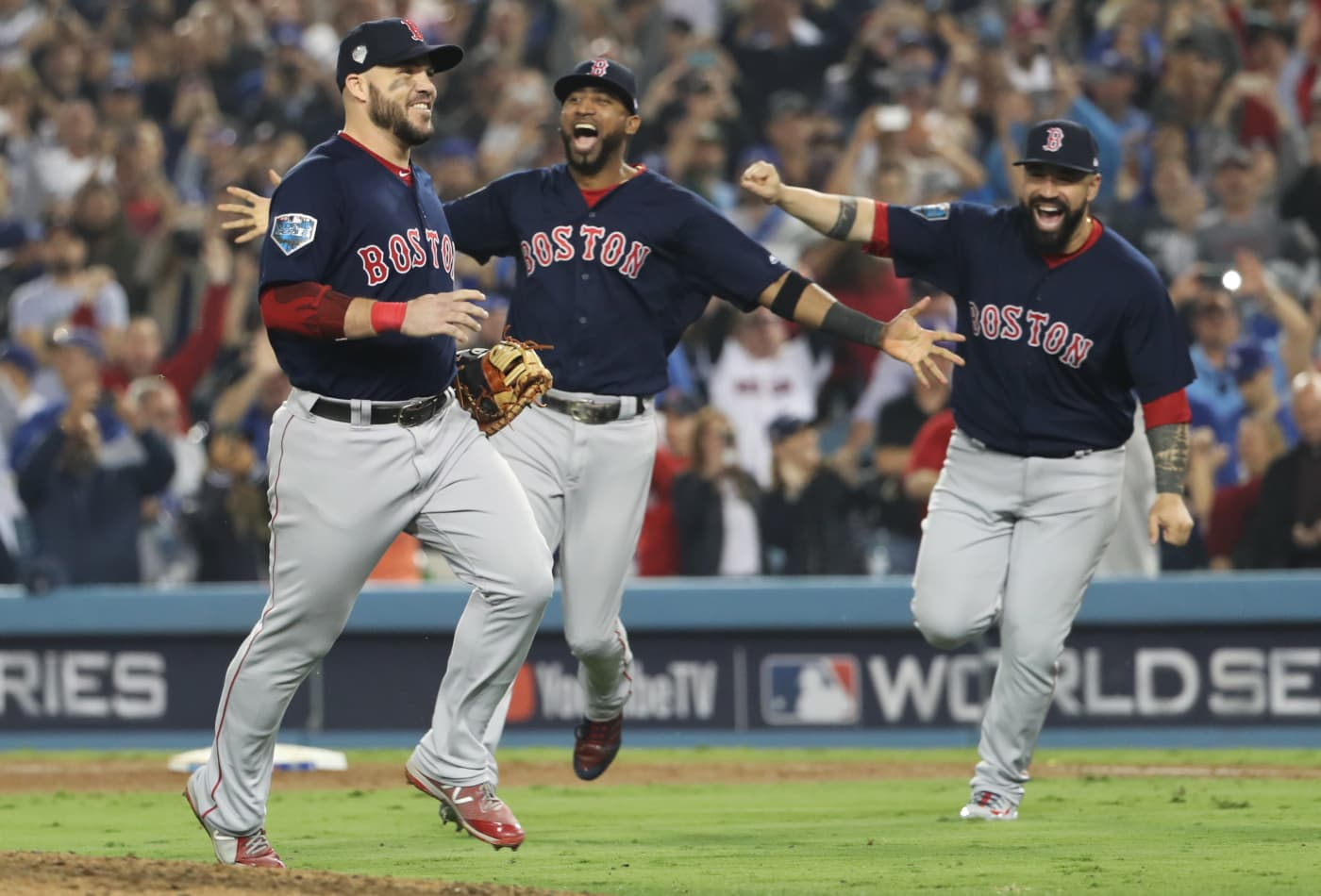 cbad92aa2 The Red Sox just won the World Series—here's how much money they'll earn