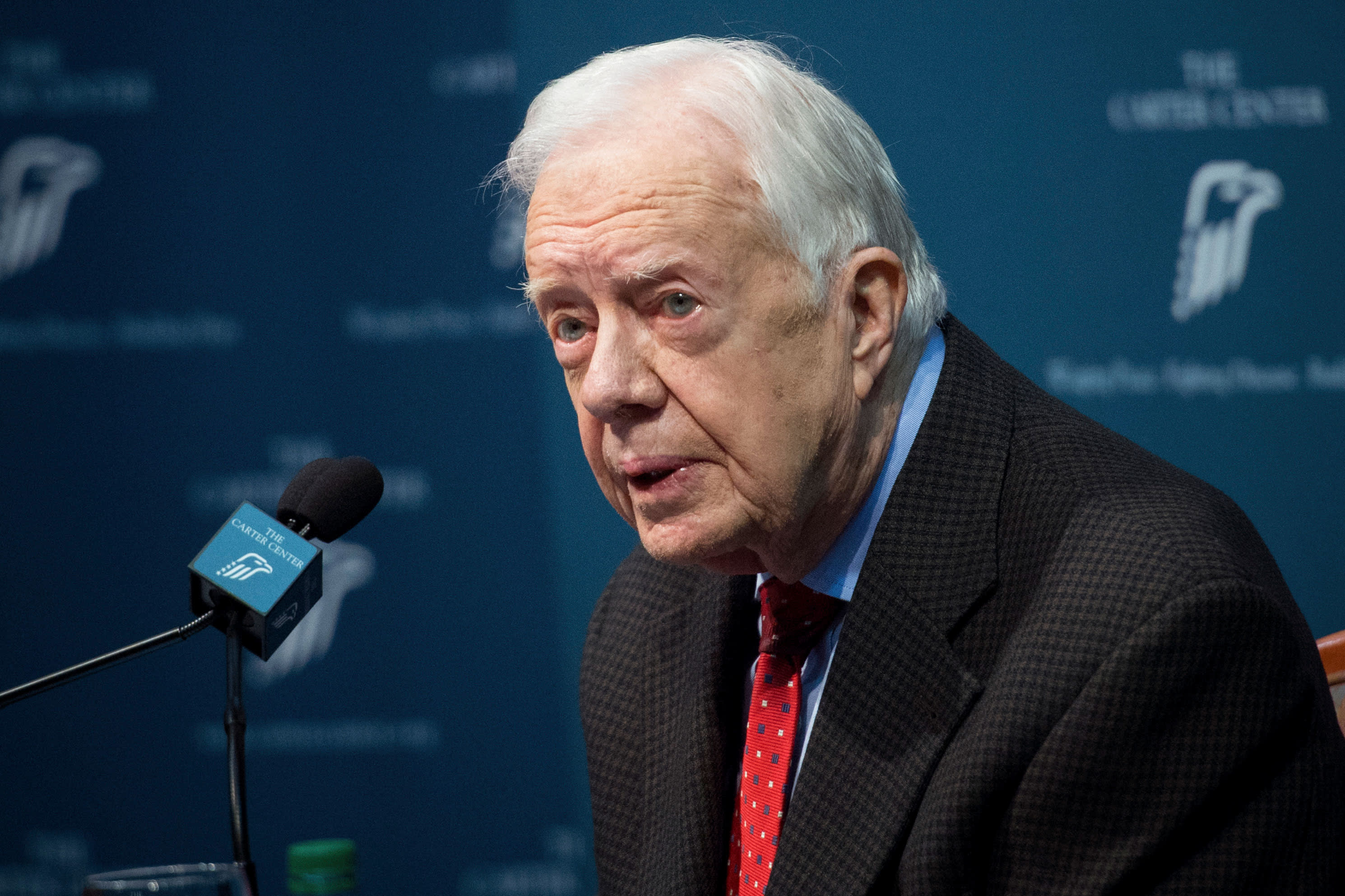 Jimmy Carter calls on Georgia GOP candidate to resign as