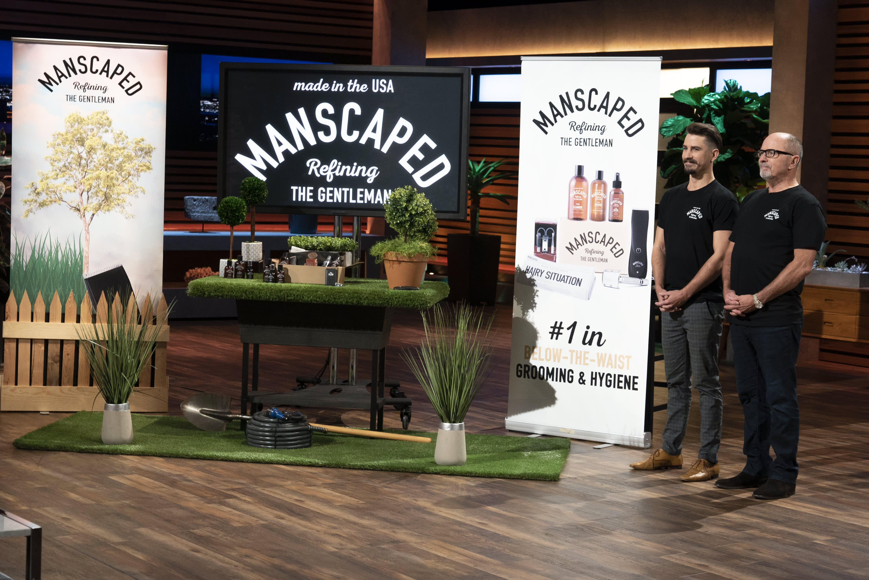 Shark Tank's Mark Cuban invested in Manscaped grooming kit