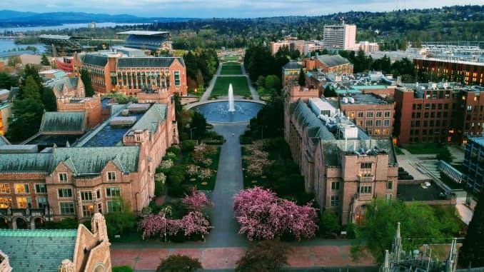 Đại học Washington
