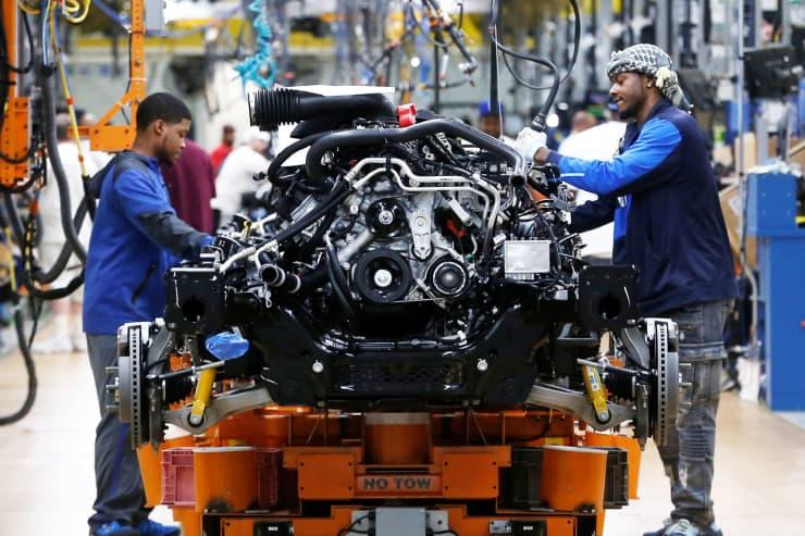 RT: Ram pickup trucks manufacturing 181022 2