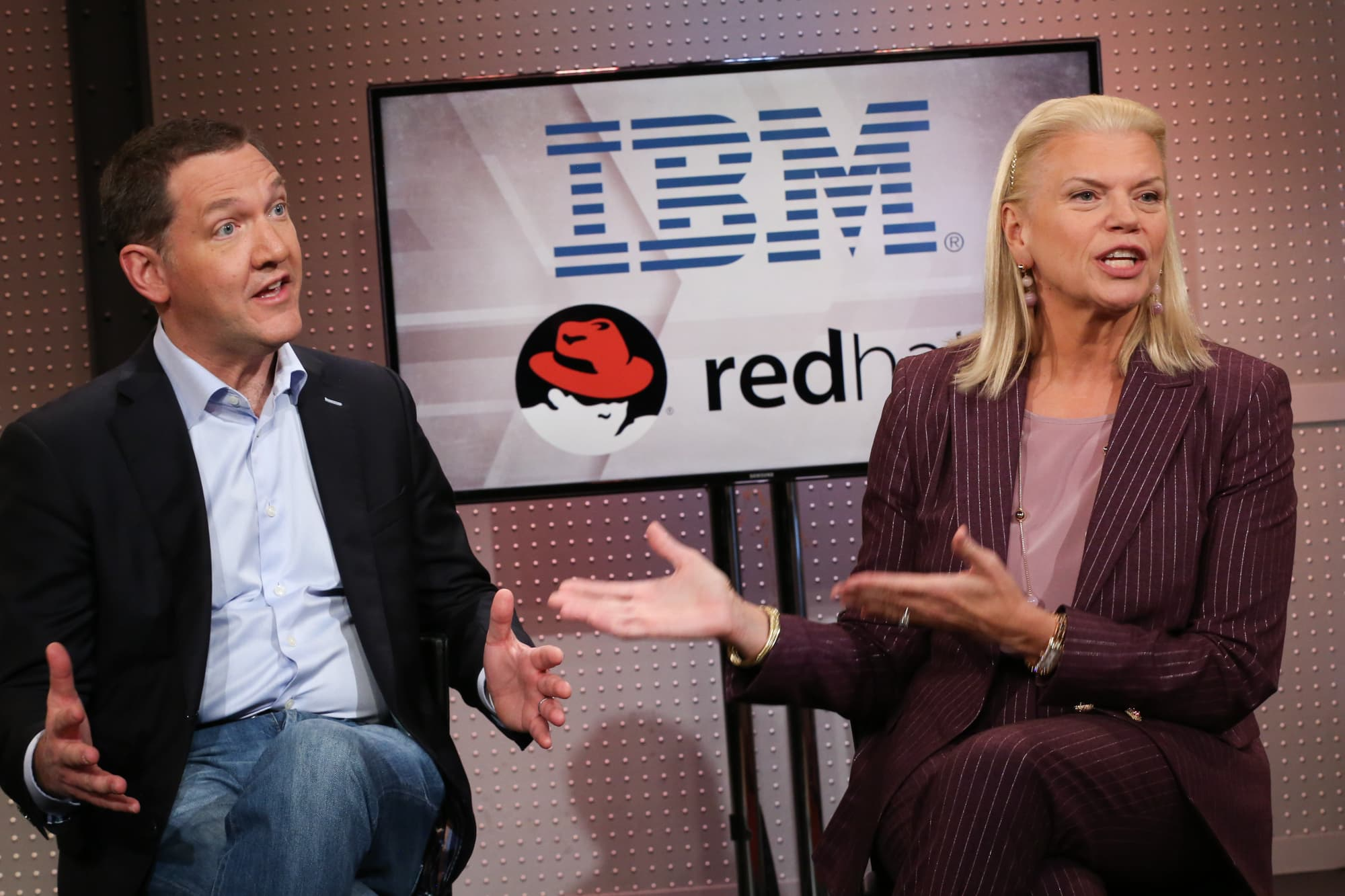 Cramer: IBM earnings prove the company paid the right price for Red Hat