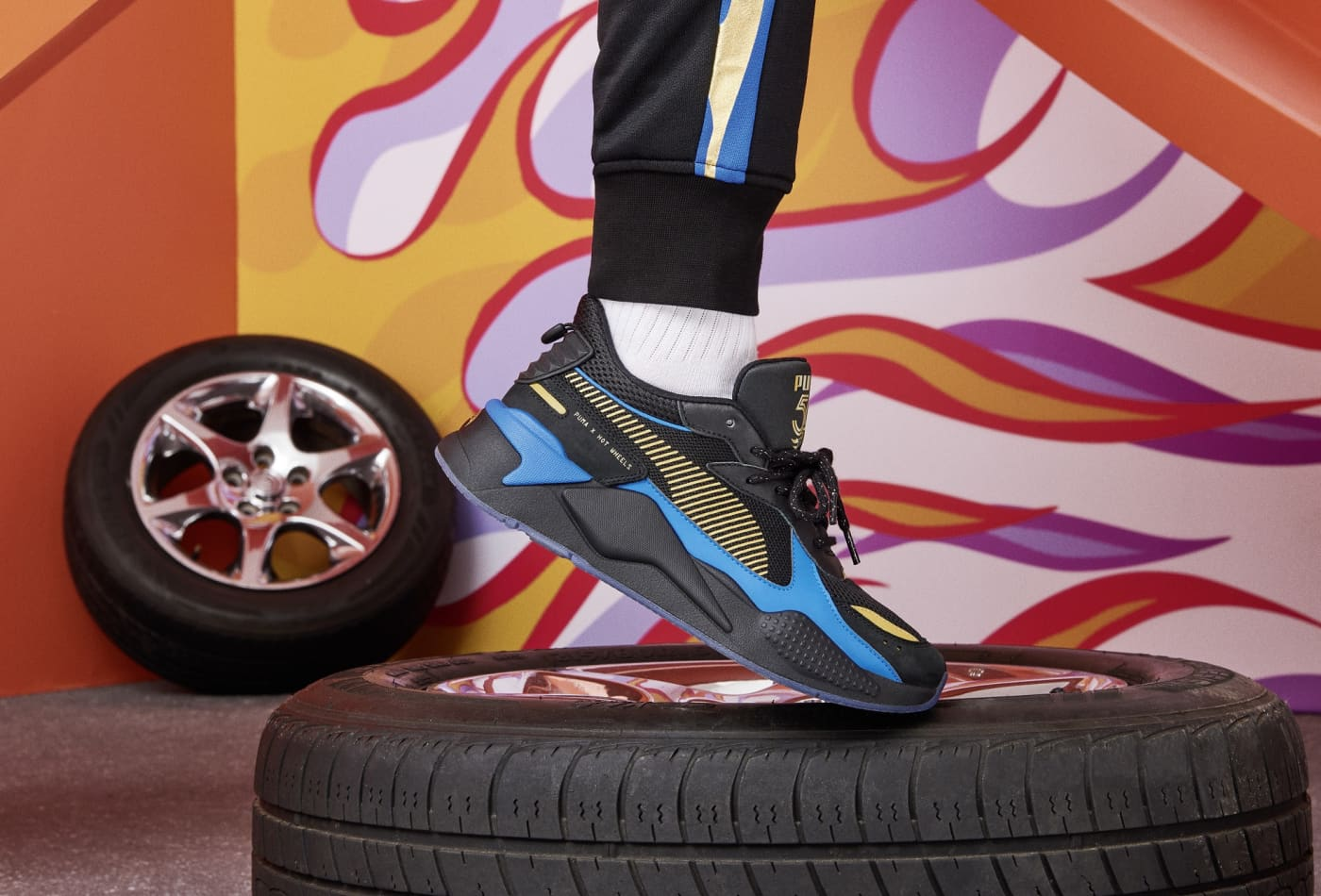 49b557e21c8d Puma debuted  130 Hot Wheels sneakers — check them out