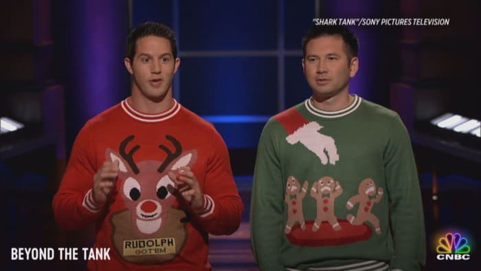 Tipsy Elves co-founders successfully turned their side hustle into full-time gigs