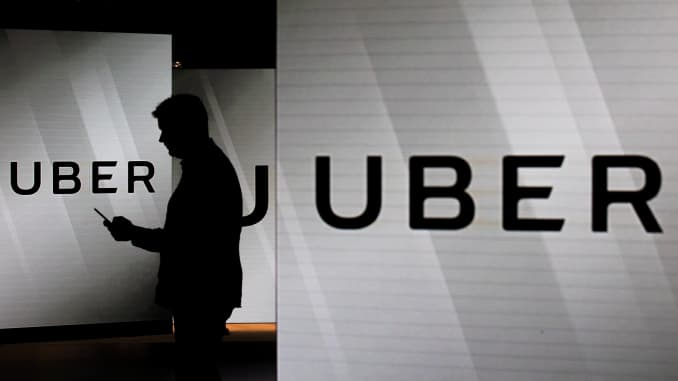 Uber chief operating officer, chief marketing officer