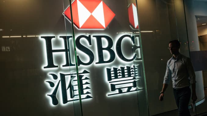 HSBC reports 2019 first quarter earnings